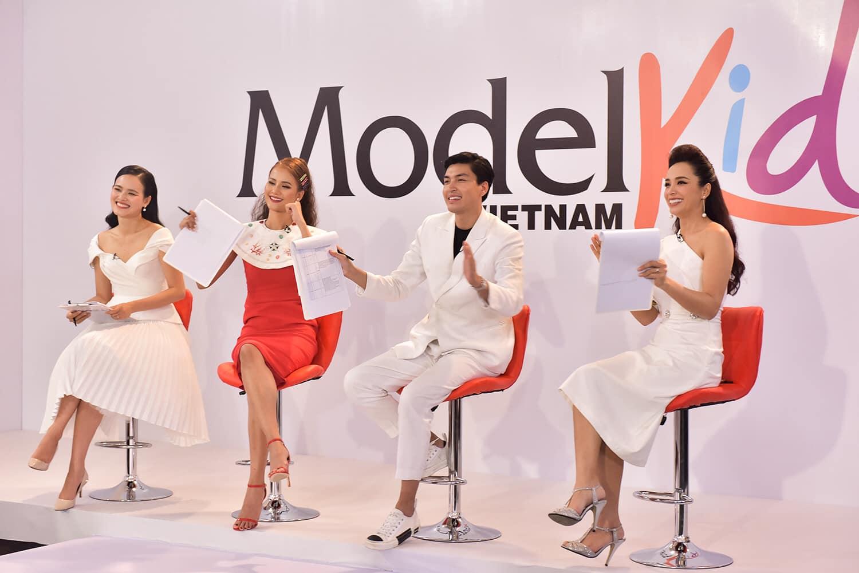 Grand Palace đồng hành cùng buổi casting Model Kid Việt Nam 2019