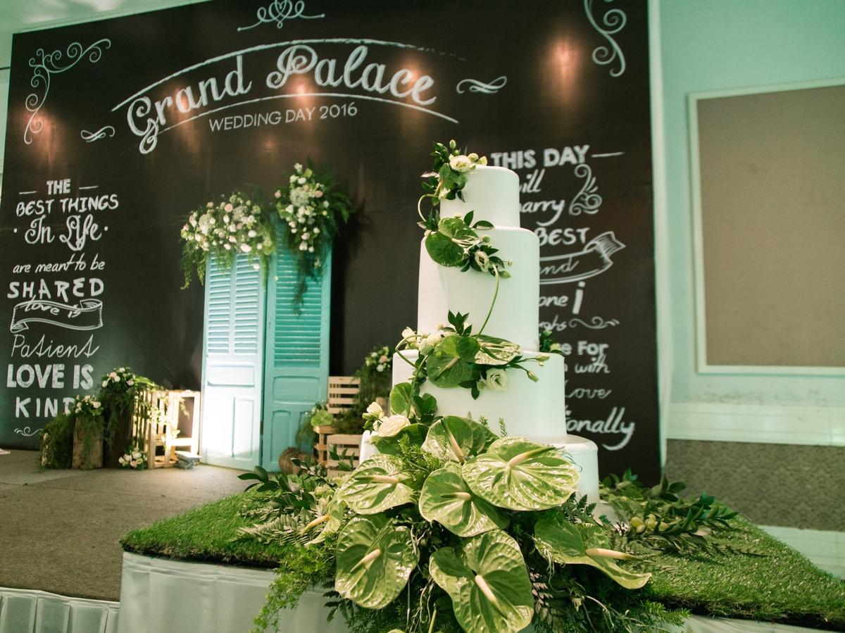 GRAND PALACE: ĐỊA ĐIỂM TỔ CHỨC TIỆC CƯỚI LÝ TƯỞNG MÙA CƯỚI 2019