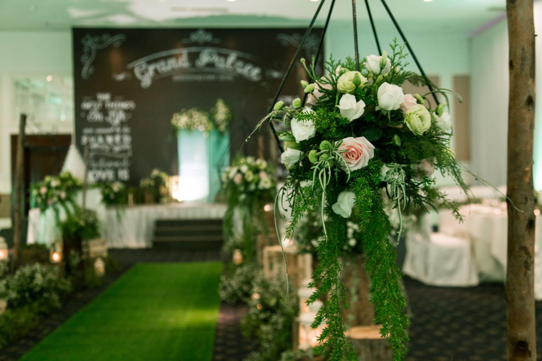 RUSTIC WEDDING - NÉT MỘC MẠC TRONG LỄ CƯỚI