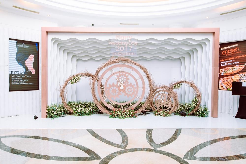 Marry Wedding 2017 mang đến một chủ đề mới vô cùng ấn tượng được mang tên: CIRCLE OF LOVE.