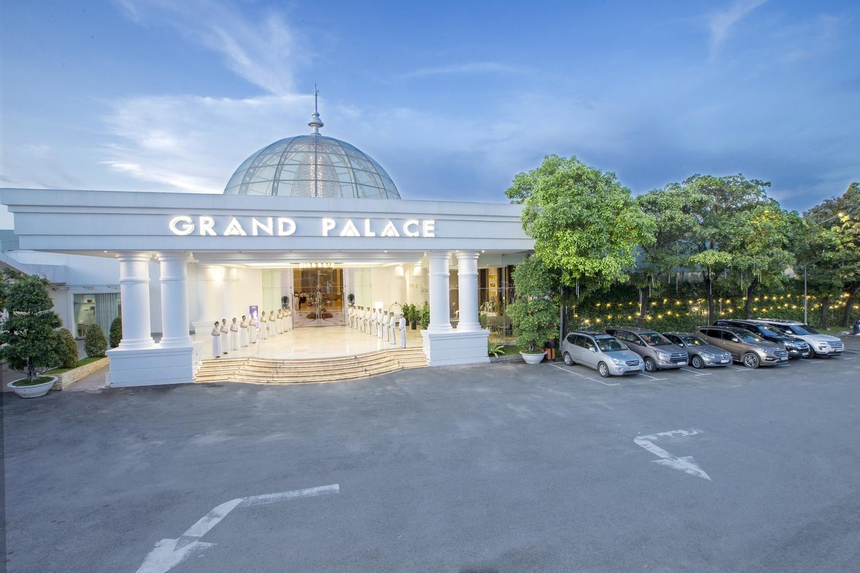 GIỚI THIỆU TRUNG TÂM HỘI NGHỊ - TIỆC CƯỚI GRAND PALACE