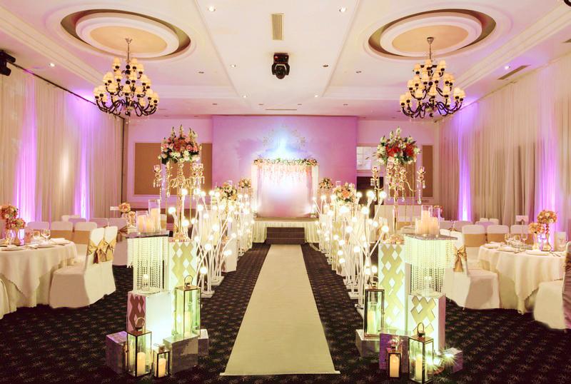 Trang trí tiệc cưới theo chủ đề: THE MUSE 6