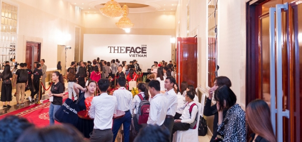 The Face 2018